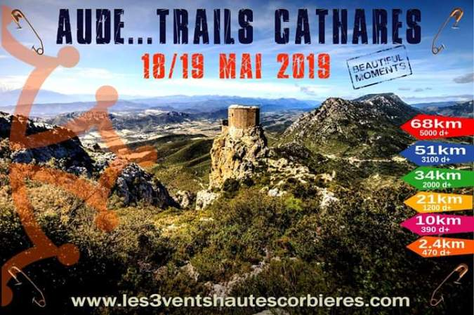 Aude Trails Cathares 2019